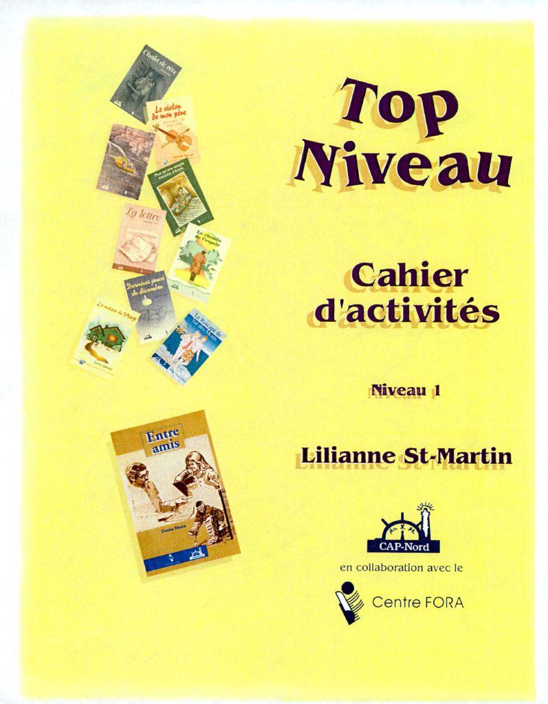 thumbnail of TopNiveau_1_Cahier