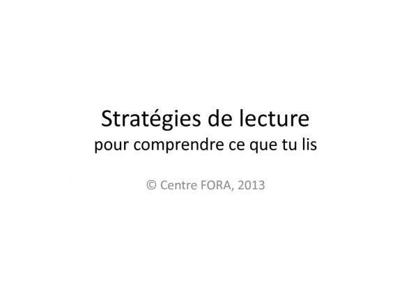 thumbnail of Stratégies_lecture